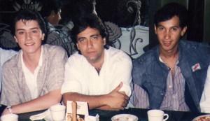Lorenzo Antonio, Enzo Malepasso, Luigi Lazareno