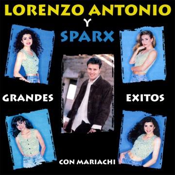 Lorenzo-Antonio-Y-Sparx-Grandes-Exitos-Con-Mariachi-CD-cover